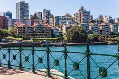 Ausgezeichnete Stadt Sydney Stockfotos