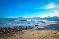 Ausgezeichneter Strand in Philippinen Stockbilder