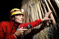 Aushöhlen in Spanien Lizenzfreie Stockfotos