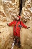Aushöhlen in Spanien Stockfotos