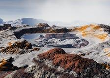 Ausländische Landschaft Stockfotos