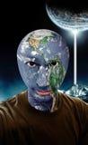 Ausländische Welt Stockfotos