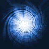 Ausländischer abstrakter Turbulenz-Hintergrund Stockfoto