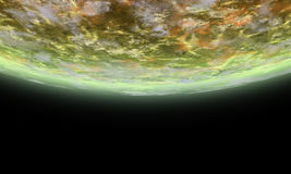 Ausländischer Horizont vektor abbildung