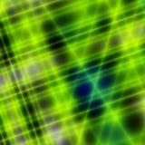 Auslegung der grünen Leuchte Lizenzfreies Stockbild