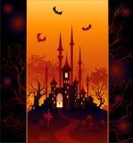 Auslegung für Halloween stock abbildung