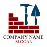 Auslegung für Baugewerbe Lizenzfreie Stockfotografie