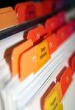 Auslegung-Informationen Lizenzfreie Stockfotografie