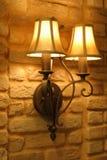 Auslegung - Lampe Lizenzfreies Stockbild