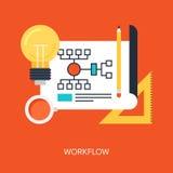 Auslegung und Entwicklung Stockfotos