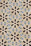 Auslegung von Moschee Hassan II, Casablanca Lizenzfreies Stockfoto