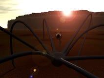 Ausländische Spinne 2 Lizenzfreies Stockfoto