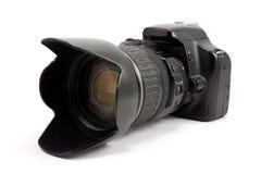 Ausrüstung der digitalen Fotographie Lizenzfreie Stockfotografie