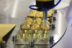 Ausrüstung für Süßigkeitenindustrie lizenzfreie stockfotos