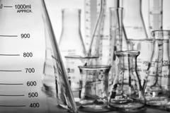 Ausrüstung im Wissenschafts-Forschungs-Labor Lizenzfreies Stockbild