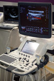Ausrüstungsultraschallscannen Lizenzfreies Stockfoto