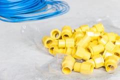 Ausrüstungsverbindungsstück elektrisch lizenzfreies stockbild