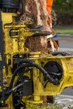 Ausschiffendes Werkzeug lizenzfreies stockfoto