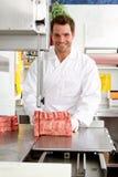 Ausschnitt-Steaks Lizenzfreie Stockfotos