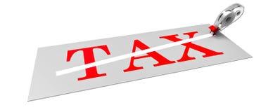 Ausschnitt-Steuer Lizenzfreie Stockfotografie