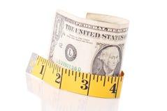 Ausschnitt-Unkosten stockbilder