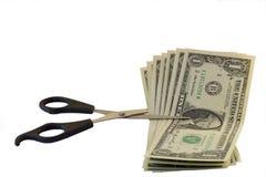 Ausschnittwährung Lizenzfreie Stockbilder