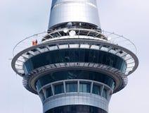 Detail des Himmel-Turms Stockbild