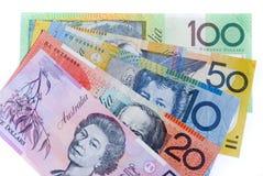 Aussie cash Stock Image