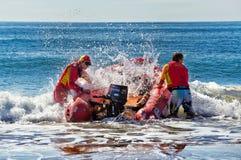 Aussie lifesavers Stock Photos