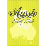 Aussie Surf Club Royalty Free Stock Photo