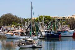 Aussie Trawlers Imágenes de archivo libres de regalías