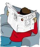 ausspionieren Lizenzfreies Stockfoto