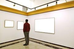 Ausstellung Stockbild