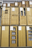 Ausstellung der Türen Lizenzfreie Stockfotografie