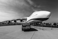 Ausstellung ILA Berlin Air Show 2018 Lizenzfreies Stockbild