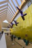 Ausstellung innerhalb Spanien-Pavillons 03, AUSSTELLUNG Mailand 2015 Lizenzfreie Stockbilder