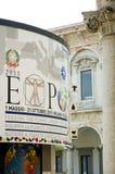 Ausstellung Mailand 2015 Lizenzfreie Stockbilder