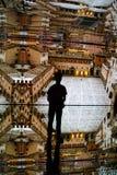 Ausstellung Mailand 2015 Stockfotografie