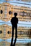 Ausstellung Mailand 2015 Stockbilder