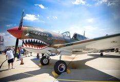 Ausstellung McGuire AFB der Luft-2008 Stockfoto