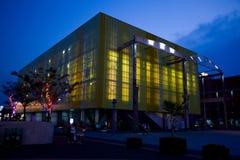 Ausstellung Shanghai-Pavillion 2010 für Fälle Lizenzfreie Stockfotografie