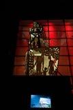 Ausstellung Shanghai-Pavillion 2010 von Zukunft Stockbilder
