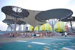 Ausstellung Shanghai-UBPA Quadrat 2010 Stockfoto