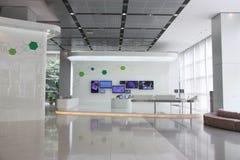 Ausstellunghalle Stockbilder