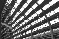 Ausstellunghalle Stockbild
