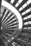 Ausstellunghalle Stockfotografie