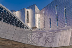 Ausstellungs-, Kongress-und Handelsmesse-Mitte in Màlaga, Spanien lizenzfreie stockfotografie