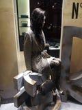 Ausstellungsraumattrappe in Florenz Stockbild