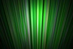 Ausstrahlen des Hintergrundes der Grünen Grenzen Lizenzfreie Stockfotos