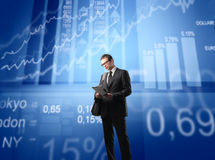 Austausch Lizenzfreies Stockfoto